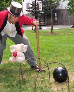 Portland Sports: Mondo Croquet