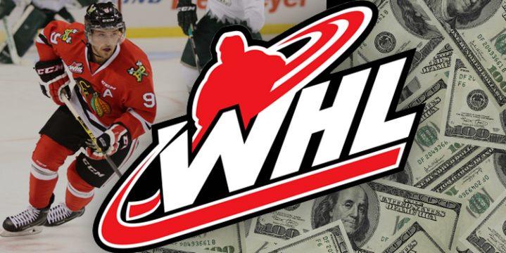 WHL money