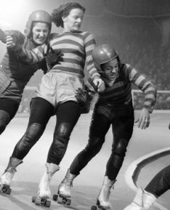 Roller derby has been around for decades. Yet many don't have the first clue to how it's played.
