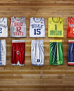 2014 Elite Dominance Oregon Ducks