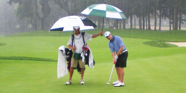 golf-rain